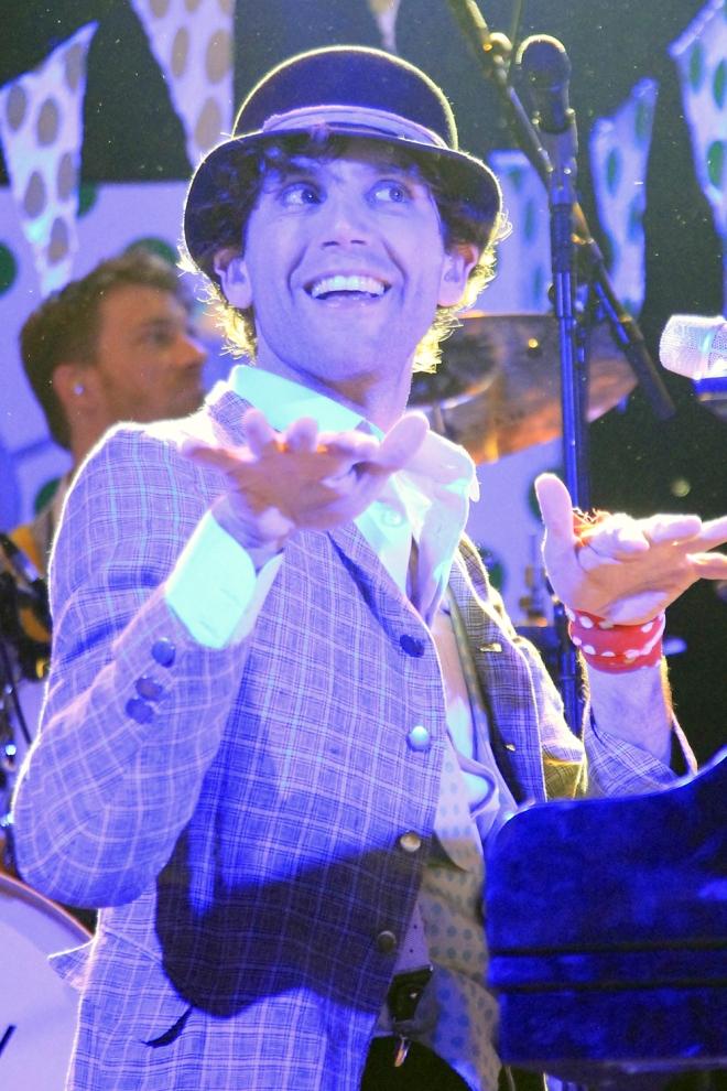 El lado más divertido de Mika