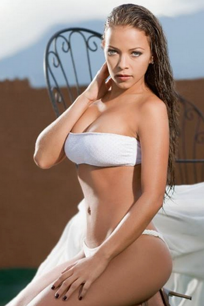 WAGs Real Madrid: Andrea Salas