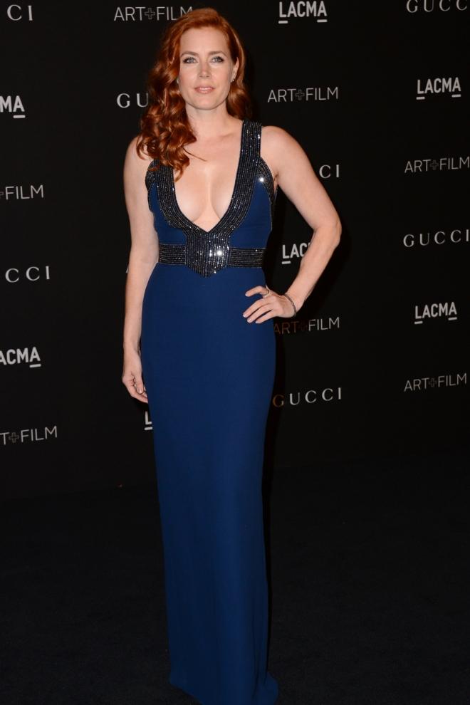 Amy Adams, elegante y sofisticada