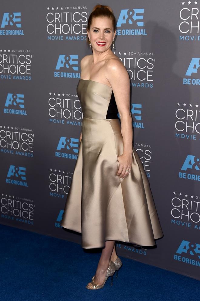Amy Adams, siempre estupenda