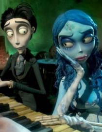 Tim Burton: La novia cadáver