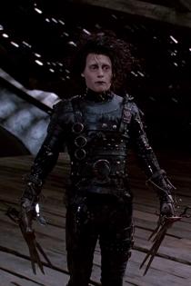 Tim Burton: Eduardo Manos tijeras