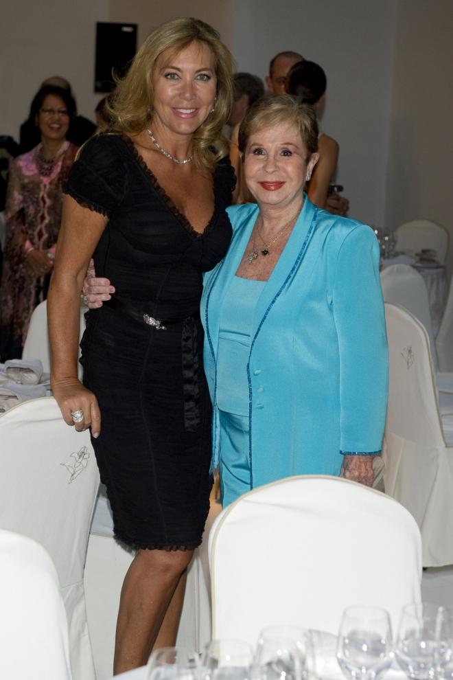 Lina Morgan y Norma Duval
