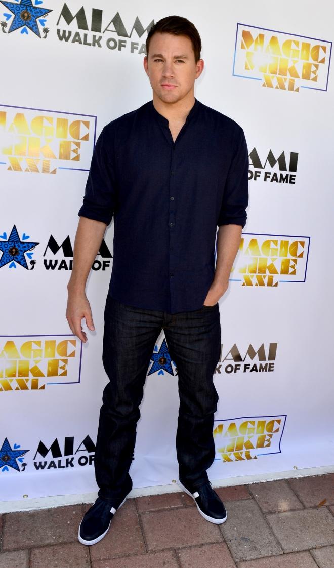 Channing Tatum vuelve locas a sus fans