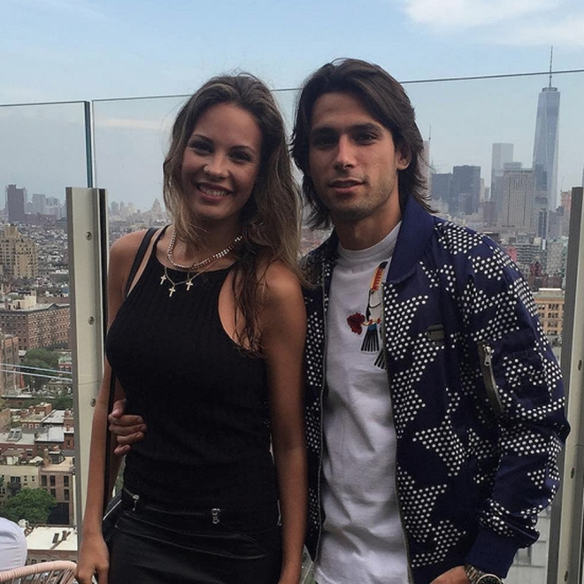 Jessica Bueno y Jota Peleteiro van a ser padres