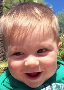 Sasha Piqué, el bebé más divertido de Shakira