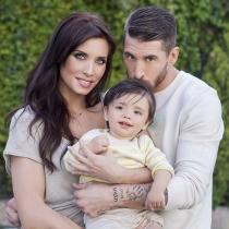 Sergio Ramos Jr, el bebé divertido de Pilar Rubio y Sergio Ramos