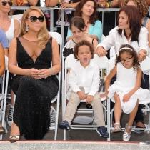 Hijos graciosos de famosos: los mellizos de Mariah Carey
