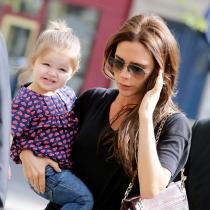 Harper Seven, la niña más graciosa de Victoria Beckham