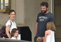 Exparejas que se llevan bien: Jennifer Garner y Ben Affleck