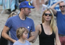 Exparejas de Hollywood y amigos: Gwyneth Paltrow y Chris Martin