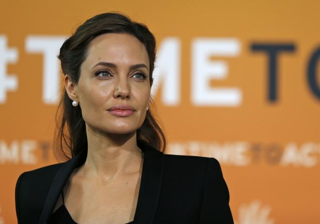 Actrices que son directoras: Angelina Jolie