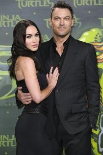 Rupturas de verano: Megan Fox y Brian Austin Green