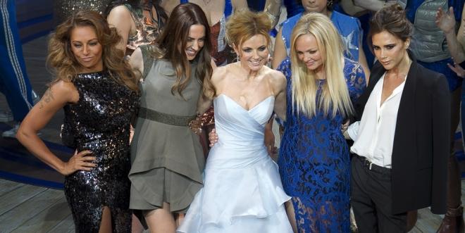 Separaciones musicales: Spice Girls