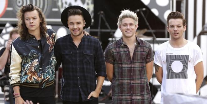 Separaciones la música: One Direction