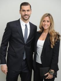 Fernando Llorente y María Lorente, una pareja de éxito