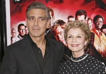 Suegras de Hollywood: la madre de George Clooney