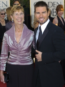 Suegras de Hollywood: la madre de Tom Cruise