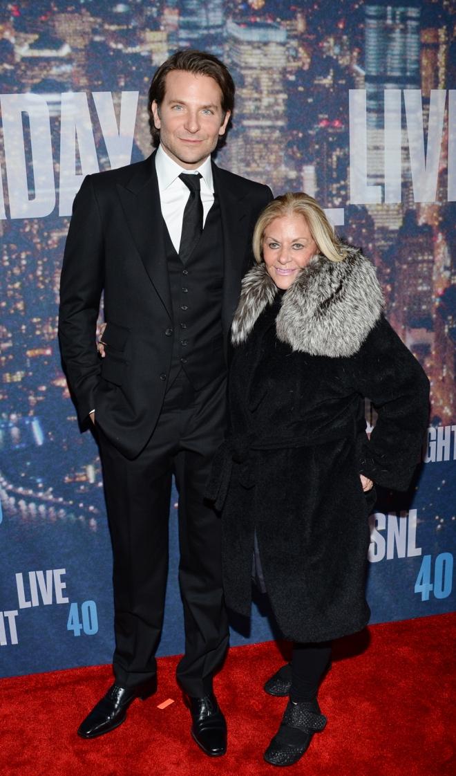 Suegras de Hollywood: la madre de Bradley Cooper
