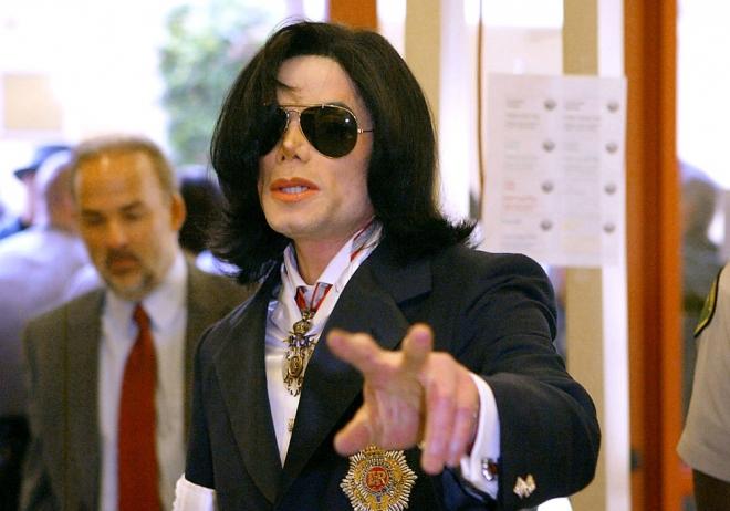 El rey del pop, Michael Jackson