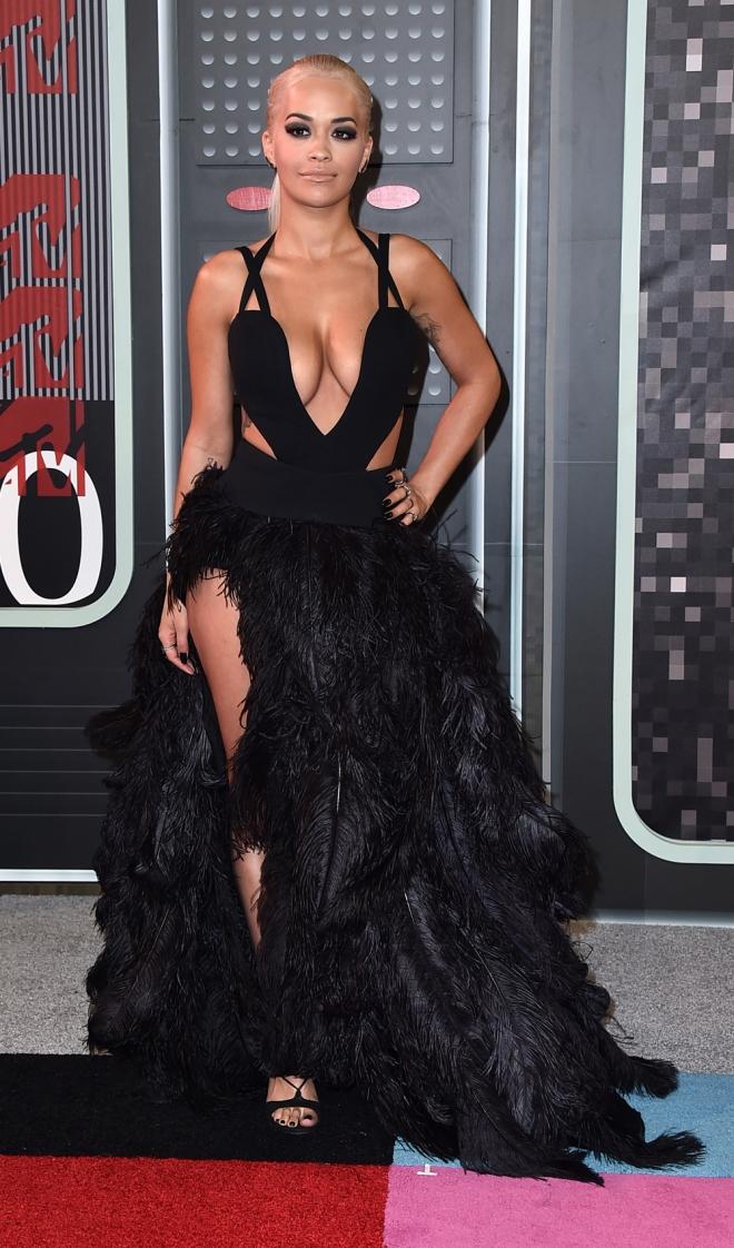 MTV VMAs 2015: el look de Rita Ora