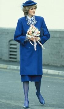 Diana de Gales, siempre perfecta en Inglaterra