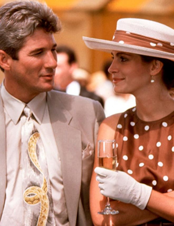 Richard Gere en Pretty Woman