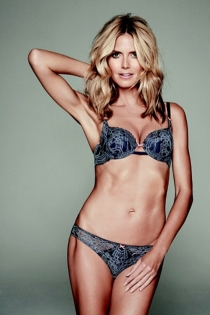 Heidi Klum, ¿demasiado delgada?