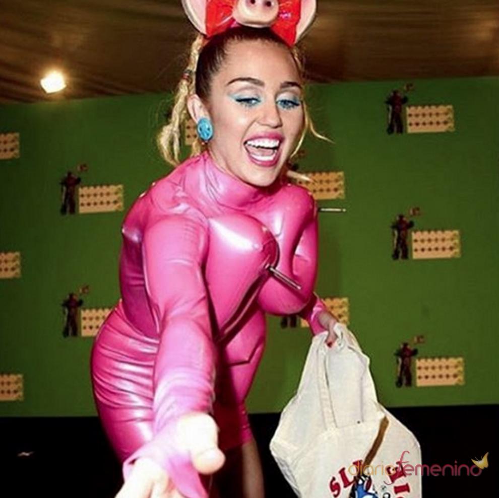 MTV VMAs 2015: las fotos de Instagram de Miley Cyrus