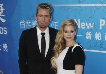 Famosos que han roto en verano: Avril Lavingne y su marido