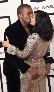 El culo de Kim Kardashian es el preferido de Kanye West
