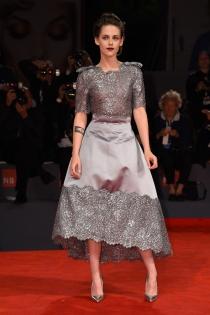 Festival de Cine de Venecia 2015: Kristen Stewart, radiante de plata