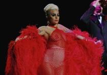 Lady Gaga y su momentazo de diva lejos de la normalidad