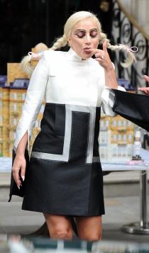 Lady Gaga, la antítesis de una persona normal