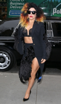 Lady Gaga, una diva fuera de lo normal