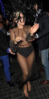Lady Gaga, unos looks que no se pondría alguien normal