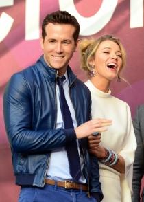 Blake Lively y Ryan Reynolds, siempre divertidos