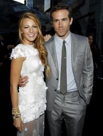 Blake Lively y Ryan Reynolds en su primera imagen juntos