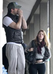 Blake Lively y Ryan Reynolds, siempre naturales