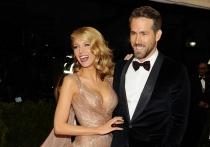 La belleza, algo que tienen en común Blake Lively y Ryan Reynolds