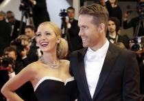 Blake Lively, feliz con Ryan Reynolds
