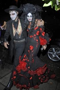 Especial Halloween: Kate Moss, irreconocible