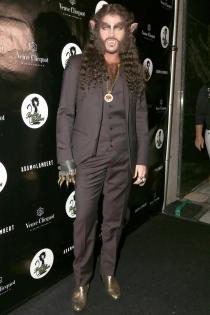 Especial Halloween: Adam Lambert, hombre lobo