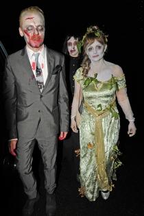 Especial Halloween: Simon Pegg, gran maquillaje