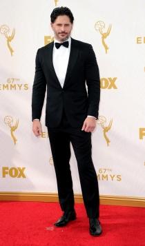 Emmys 2015: Joe Manganiello, el novio de Sofía Vergara