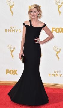 Emmys 2015: el vestido negro de Julie Bowen