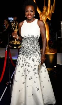 Emmys 2015: Viola Davis, la triunfadora de la noche
