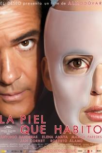 Películas de Pedro Almodóvar: La piel que habito