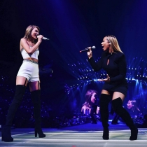 Leona Lewis, invitada especial al tour 1989 de Taylor Swift