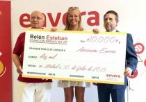 Momentazos Belén Esteban GH Vip: la entrega de su premio